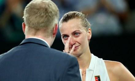 Melbourne   Kvitova blasts Barty's hopes