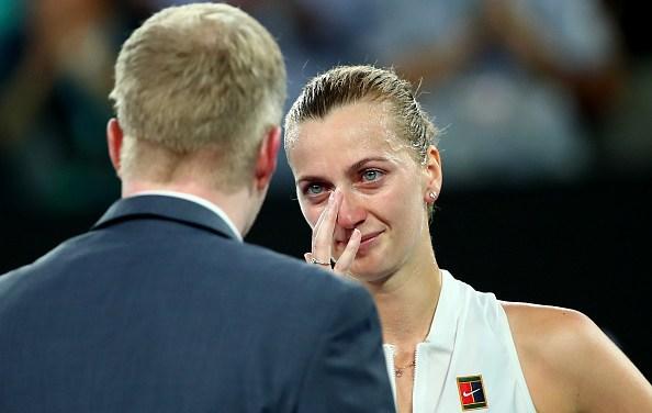 Melbourne | Kvitova blasts Barty's hopes