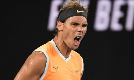 Melbourne   Nadal dominates Tsitsipas