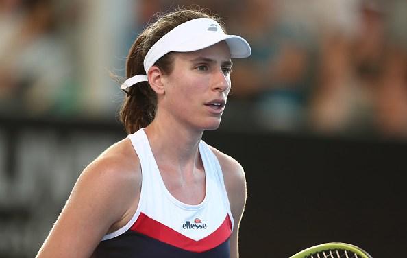 Brisbane | Konta and Dart suffers second round losses