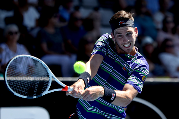 Auckland | Norrie secures second round spot