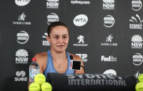 Sydney | Barty downs Halep