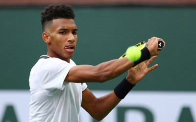 Indian Wells | Auger-Aliassime is set for stardom