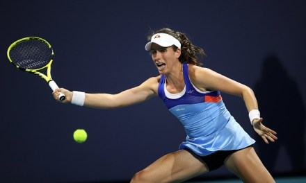 Miami | Konta cruises through