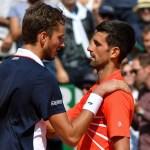 Monte Carlo   Djokovic falls while Nadal moves on