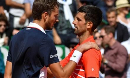 Monte Carlo | Djokovic falls while Nadal moves on
