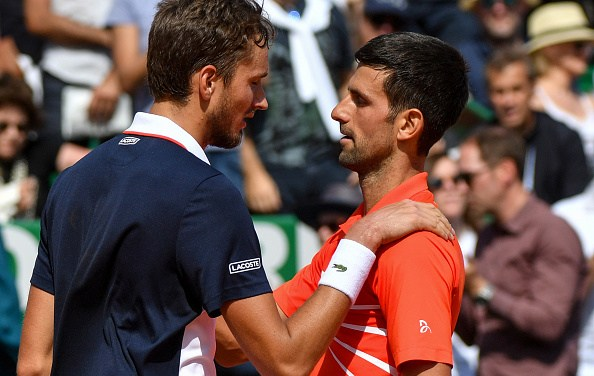 Monte Carlo | Djokovic falls while Nadal moves on