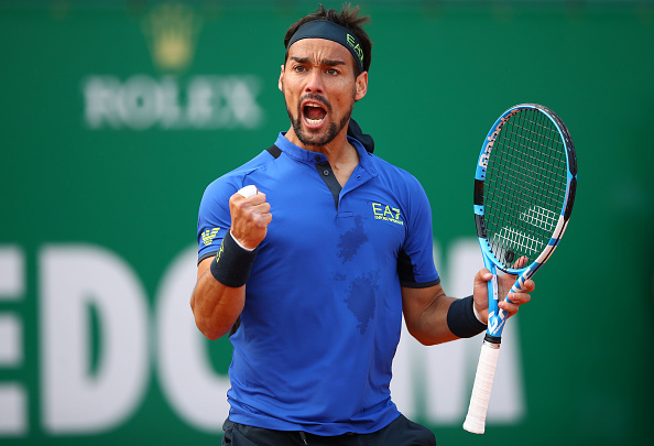 Monte Carlo | Fognini downs Zverev as more seeds tumble