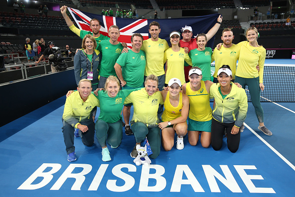 Fed Cup | Australia first into final