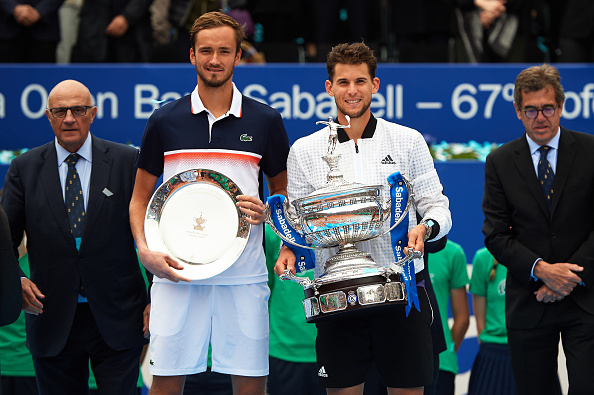 Barcelona | Thiem takes over champion's mantle