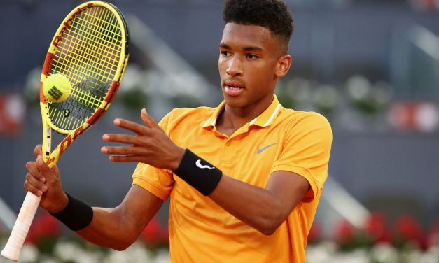 Madrid | Auger-Aliassime To Face Nadal