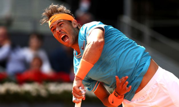 Madrid | Nadal advances, while Ferrer bows out for good