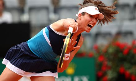 Paris | Konta sole Brit in competitive Paris draw