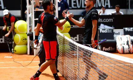 Live | Madrid | Thiem vs Fognini