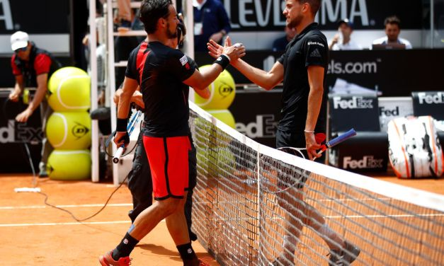 Live | Madrid | Thiem vs Fognini
