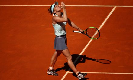 Madrid | Halep, Bertens stay focused to set up final clash