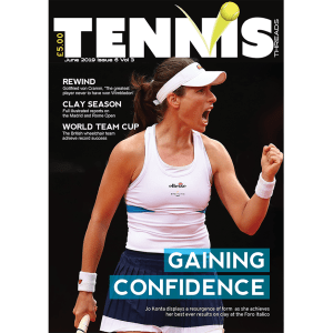 Tennis Magazine - Issue 6 Vol 3
