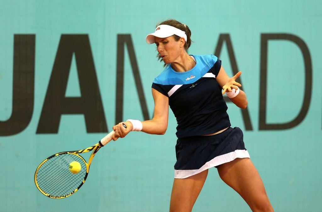 Madrid Open | Konta keeps up her impressive clay form