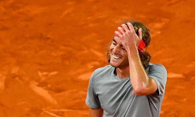 Madrid | Tsitsipas intensifies Nadal's struggles, will meet Djokovic in the final