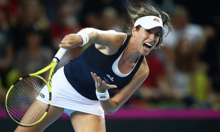 Rabat | Konta makes last four