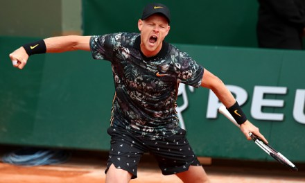 Paris | Edmund goes through but Norrie and Evans fall