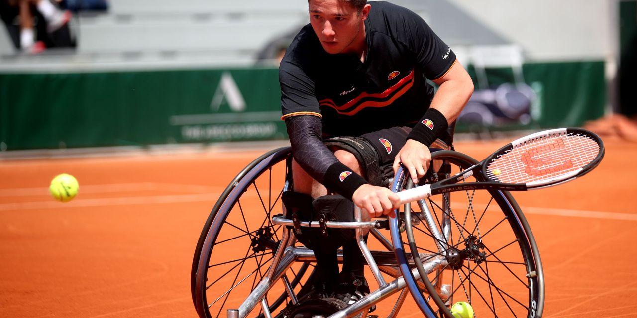 Paris | Hewett and Reid reach Wheelchair semis