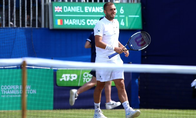 Surbiton | Evans reaches singles final