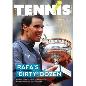 Tennis Magazine - Issue 7 Vol 3