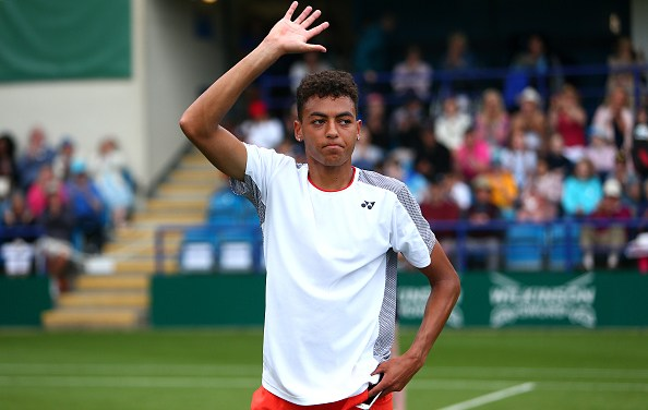 Eastbourne | Jubb's run ends while Murray prepares for the doubles