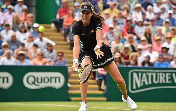 Eastbourne | Konta happy to win through