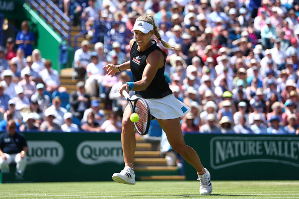 Eastbourne | Kerber downs Halep