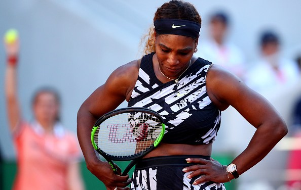 Paris | Williams and Osaka both crash out