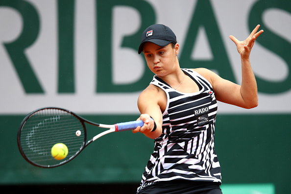 Paris | Barty sets up quarter-final against Keys