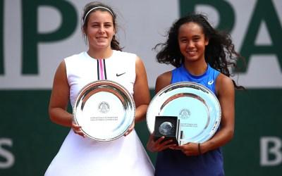 Paris   Fernandez and Rune take junior singles honours