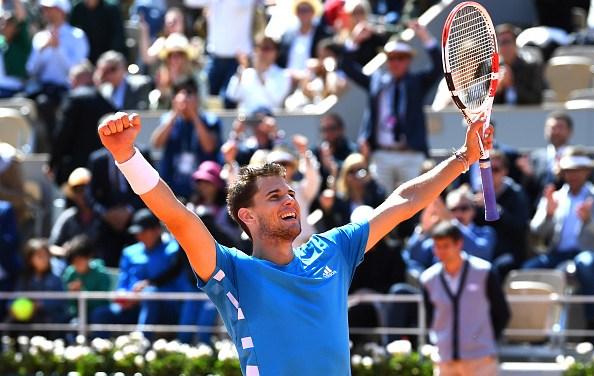 Paris | Thiem ousts a tetchy Djokovic