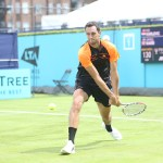 London | Ward qualifies for Queen's