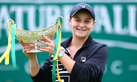 Birmingham | Barty takes over at the top