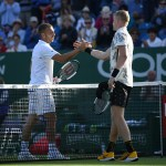 Eastbourne | Edmund wins Battle of Brits