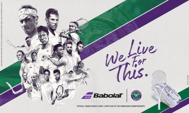 Win | Fantastic Babolat Wimbledon gear