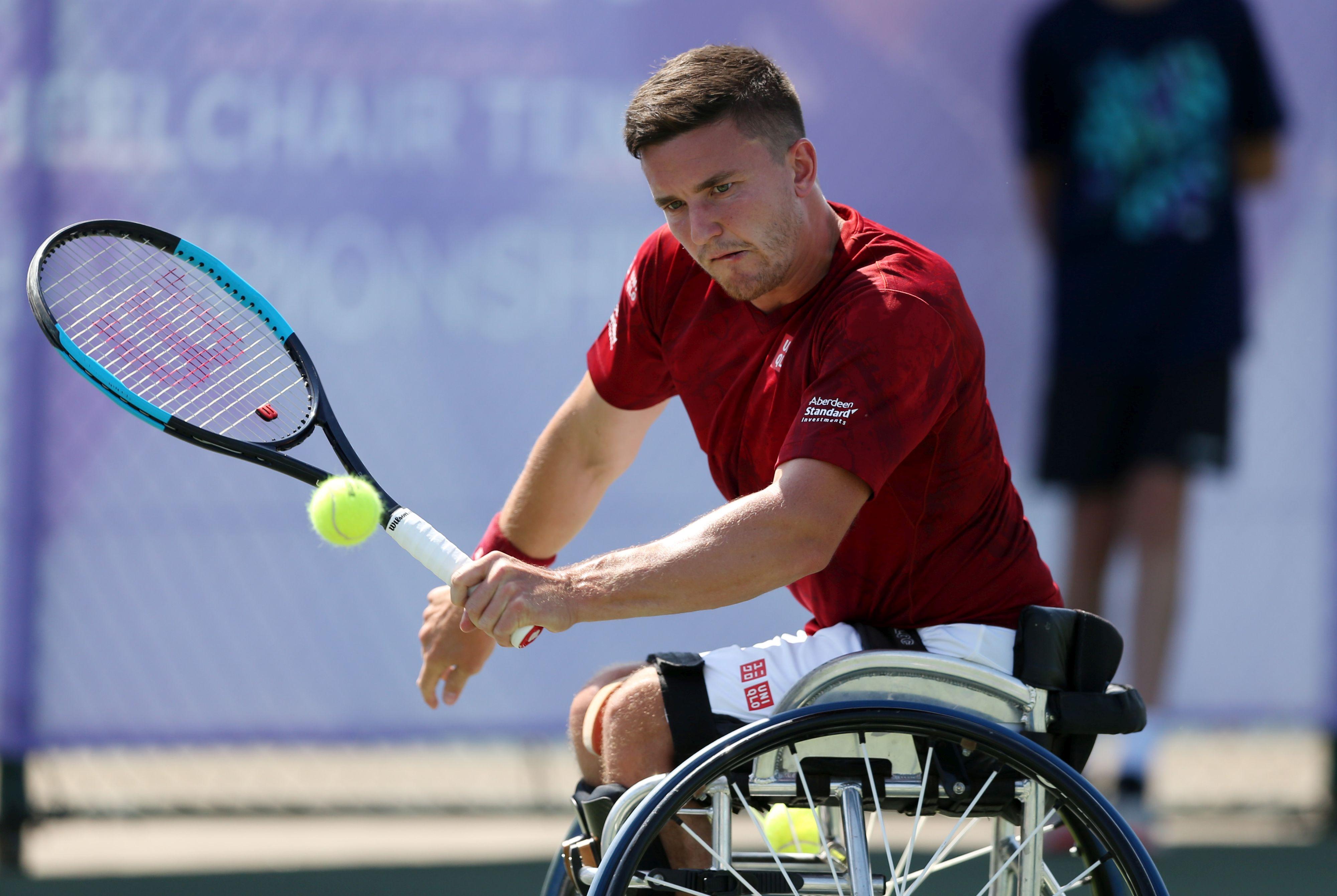 Nottingham | Reid and Lapthorne through British Open semi-finals