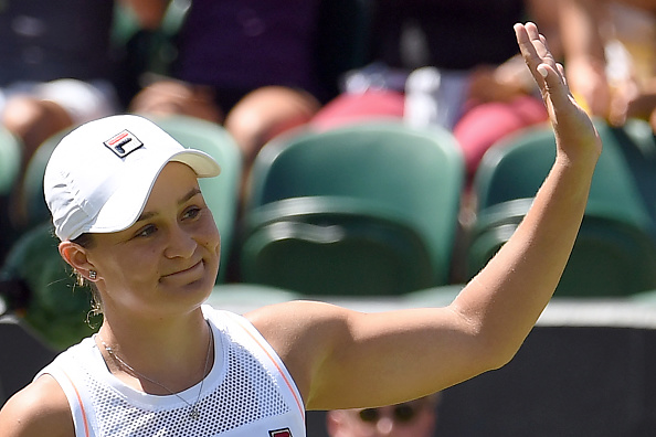 Wimbledon   Barty and Stephens cruise into third round