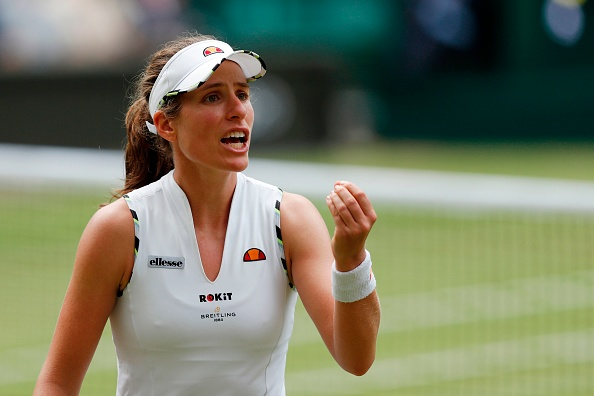 Wimbledon | Konta to fight on