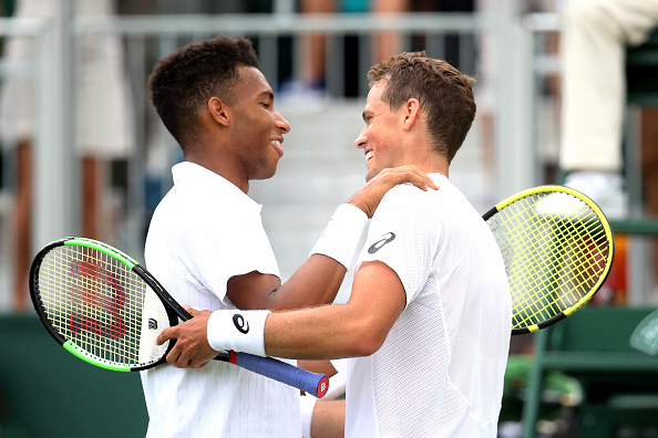 Wimbledon | Auger-Aliassime makes successful SW19 debut