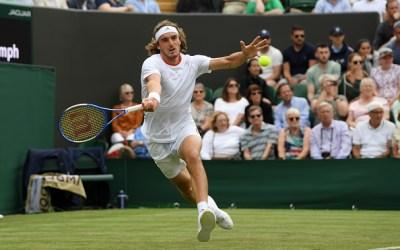 Wimbledon   Zverev and Tstsipas both suffer shock defeats.
