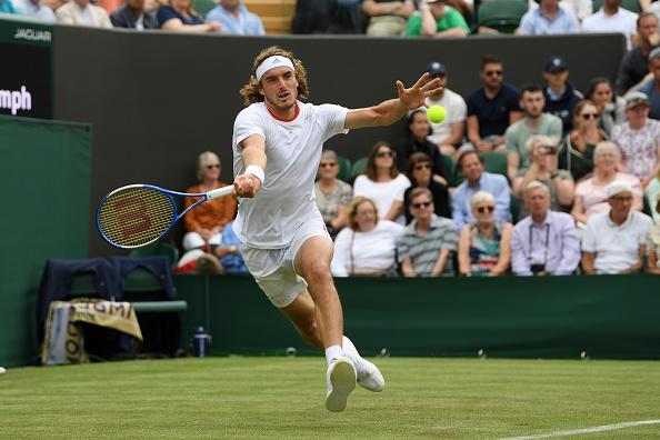 Wimbledon | Zverev and Tstsipas both suffer shock defeats.