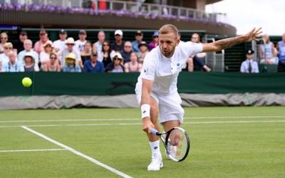 Wimbledon | Evans wins through but Ward loses out