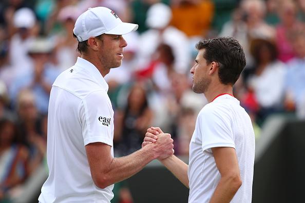 Wimbledon   Thiem joins casualty list