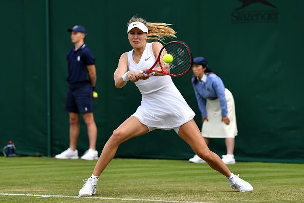 Wimbledon | Bouchard dating Kyrgios?