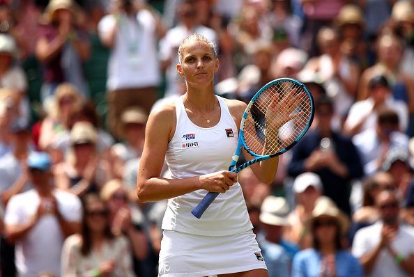 Wimbledon | Pliskova sees off tricky Heish