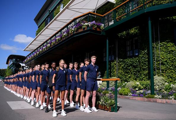 Wimbledon   Day 10 – Ladies Semi-finals Day
